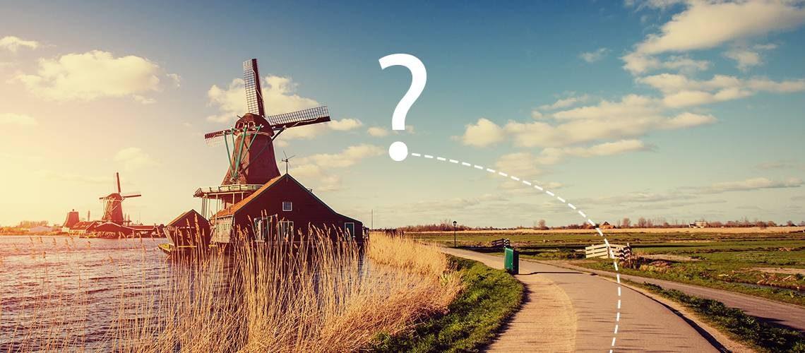 jak tanio dojechać do holandii